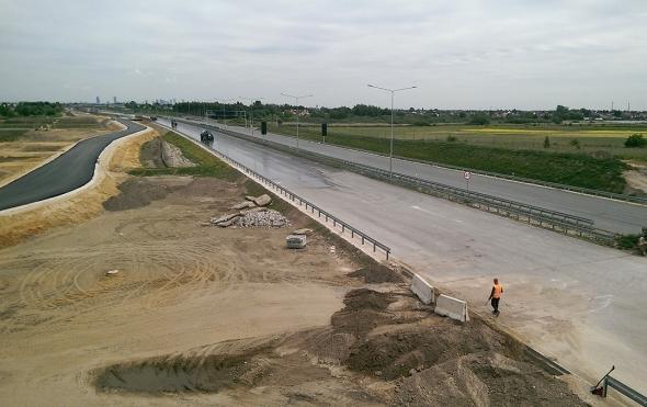 Budowa Trasy Ekspresowej S8 odcinek Opacz-Paszków, od ul. Targowej do Al. Mszczonowskiej wraz z przebudową Al. Mszczonowskiej