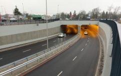 Rebuilding of Zwoleńska i Zeganska street in Warsaw with a tunnel under railway line