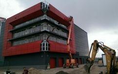 Less Mess storage building
