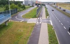 Reconstruction of dewatering system of S8 expressway in a range of dewatering lokal roads in Warsaw