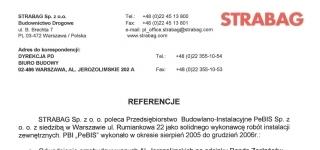 STRABAG Sp. z o.o.