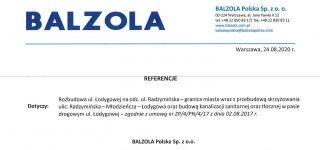 BALZOLA Polska Sp. z o.o.