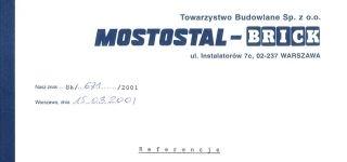 T.B. Mostostal-Brick Sp. z o.o.