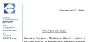 Spółdzielnia Budowlano-Mieszkaniowa KWADRAT