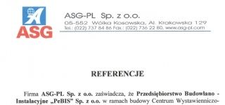 ASG-PL Sp. z o.o.
